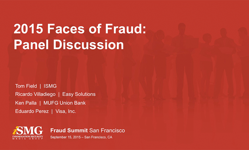 2015 Faces of Fraud - San Francisco