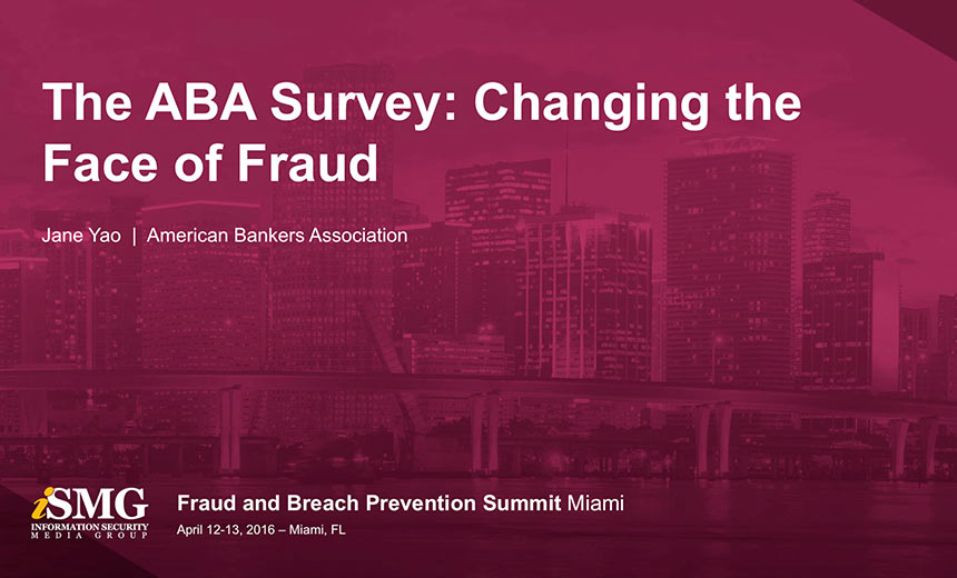 The ABA Survey: Changing the Face of Fraud