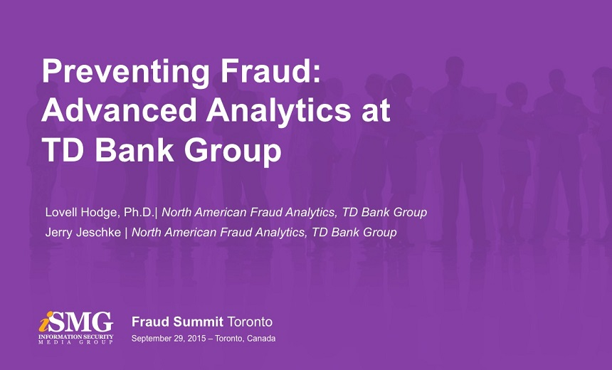 Advanced Modeling to Identify and Combat Fraud