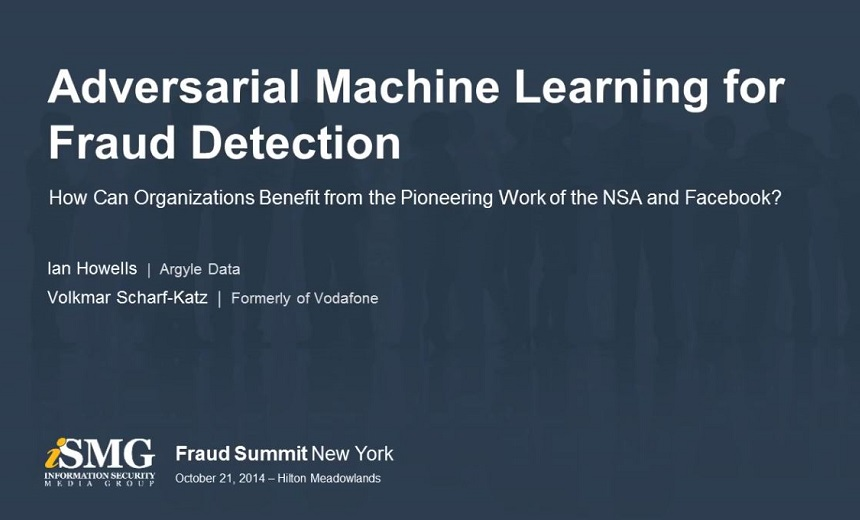 Adversarial Machine Learning for Fraud Detection: How Can Organizations Benefit from the Pioneering Work of the NSA and Facebook?