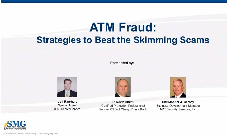 ATM Fraud: Strategies to Beat the Skimming Scams