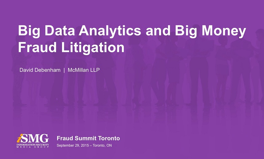 Big Data Analytics and Big Money Fraud Litigation