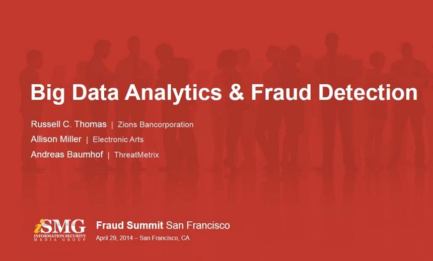 Big Data Analytics & Fraud Detection