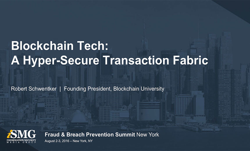 Blockchain Tech: A New Hyper-Secure Transaction Fabric