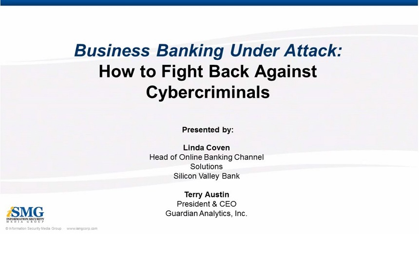 Business Banking Under Attack: How to Fight Back Against Cybercriminals