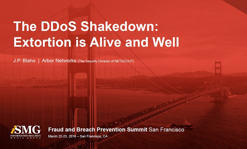 The DDoS Shakedown: Extortion is Alive and Well