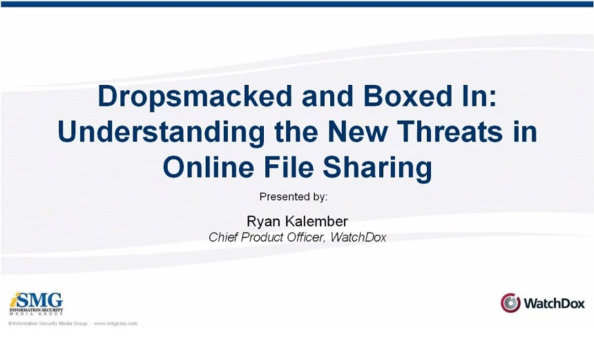 Dropsmacked and Boxed In: Understanding the New Threats in Online File Sharing