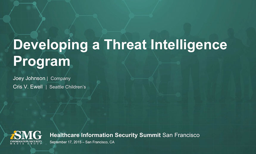 How to Build and Operate and Effective Threat Intelligence Capability