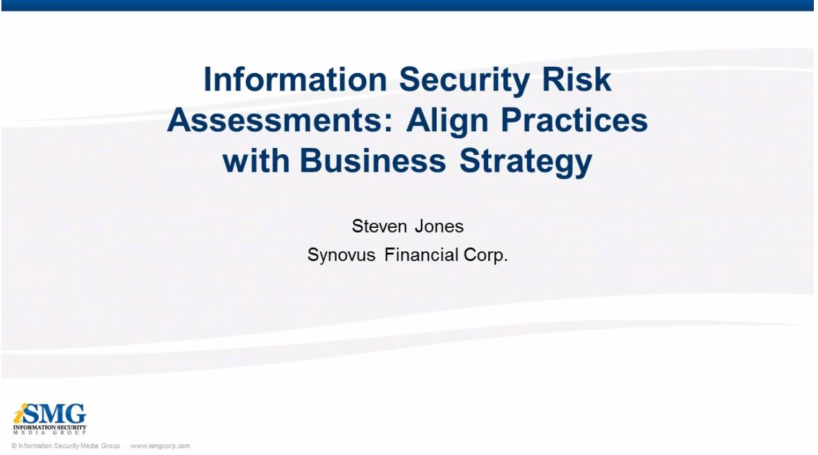 How to Conduct Information Security Risk Assessment: Learn from a Banking Leader