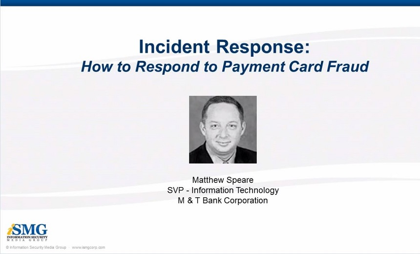 Incident Response: How to React to Payment Card Fraud