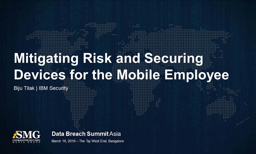 Mitigating Risk And Securing Mobile Devices On New Emerging Threats