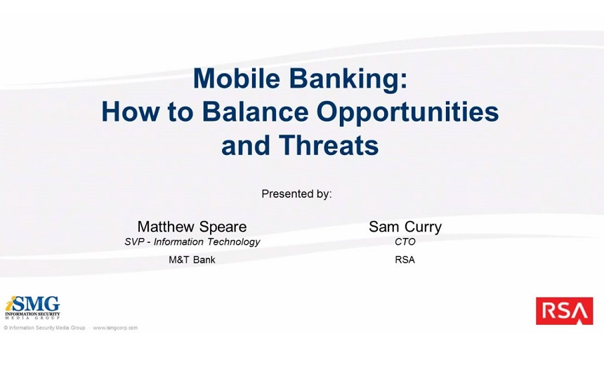 security threats of mobile banking The term «mobile banking» means to handle banking transactions from mobile mobile banking risks one possible threat is posed security when mobile banking.