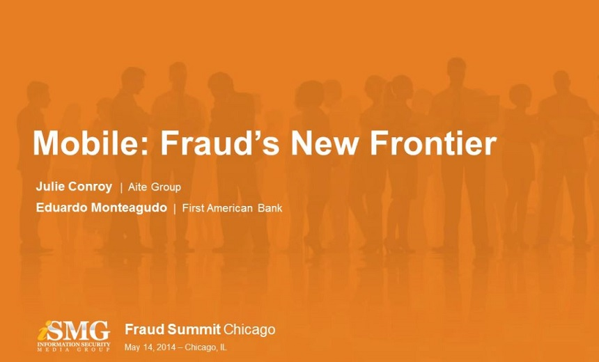 Mobile: Fraud's New Frontier