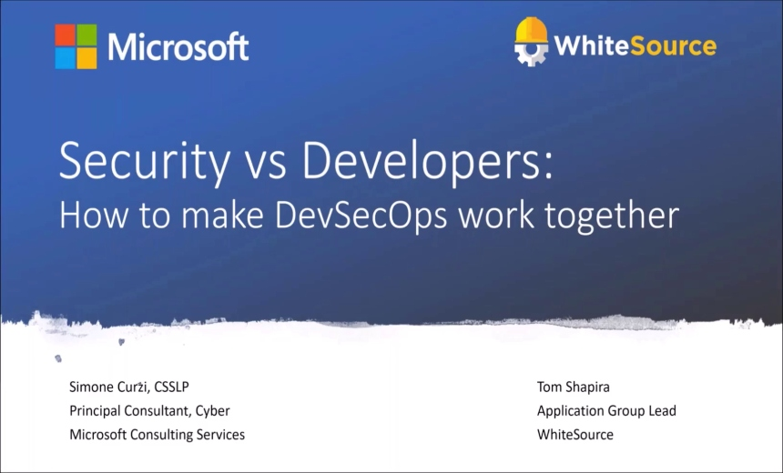 OnDemand Webinar | Security vs Developers: How to Make DevSecOps Work Together
