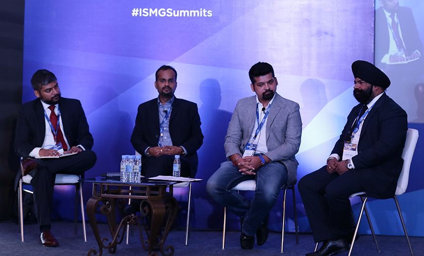 Panel Discussion: Securing the Cashless Payments Infrastructure: BFSI Perspective