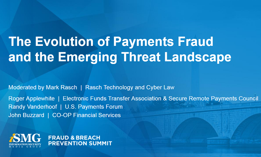 Panel: The Evolution of Payments Fraud and the Emerging Threat Landscape