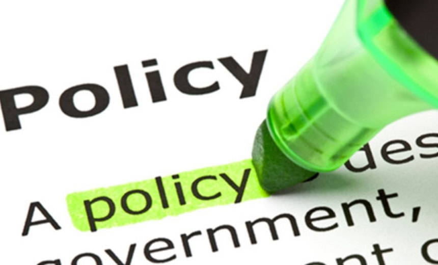 Policy Driven Security - Deploy Only Those Security Technologies and Controls That You Need
