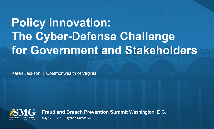 Policy Innovation: The Cyber-Defense Challenge for Government and Stakeholders