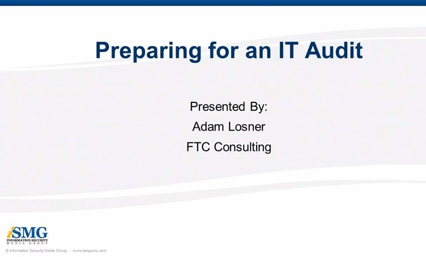 Preparing Your Institution for an IT Audit