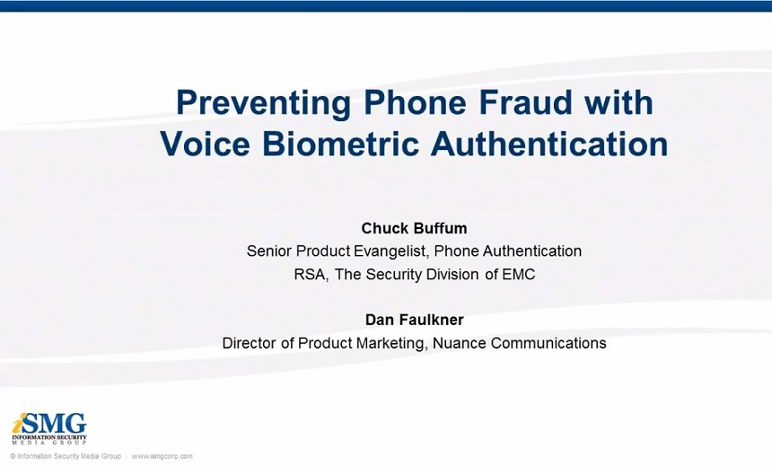 Preventing Phone Fraud with Voice Biometric Authentication