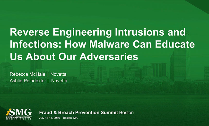 Reverse Engineering Intrusions and Infections: How Malware Can Educate Us About Our Adversaries