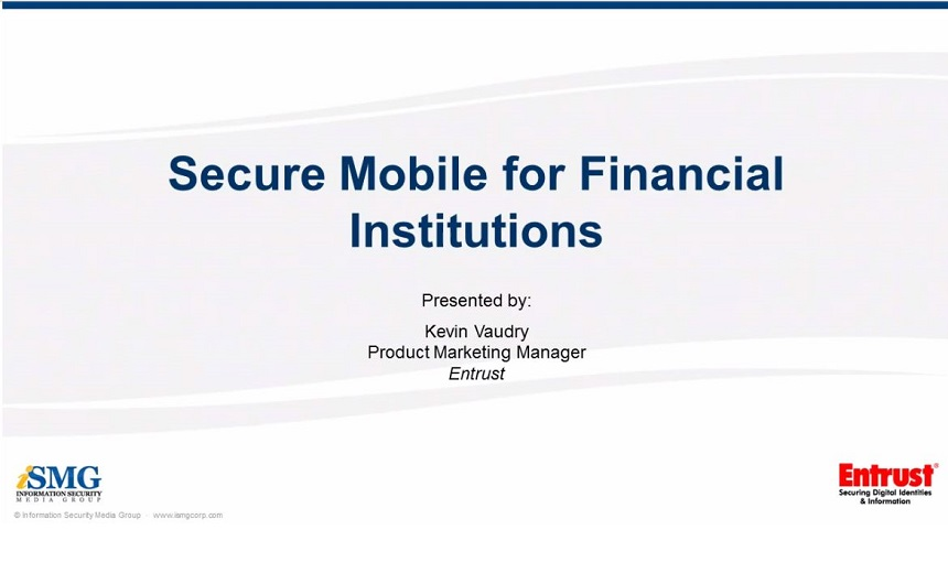 Securing Mobile Banking: Authentication & Identity Management