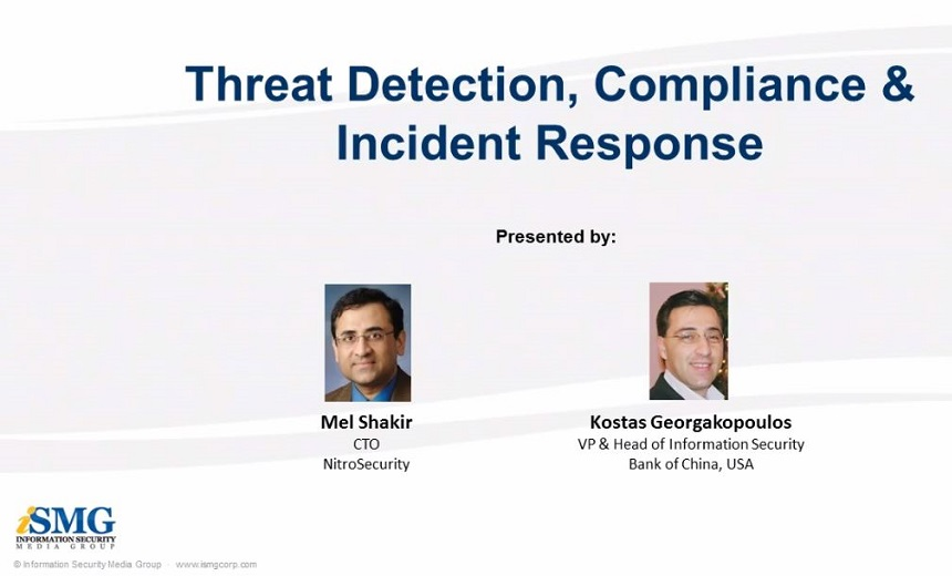 Threat Detection, Compliance & Incident Response