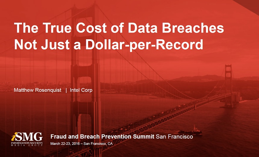 The True Cost of Data Breaches - Not Just a Dollar per Record