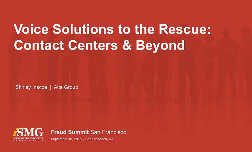 Voice Solutions to the Rescue: Contact Centers and Beyond